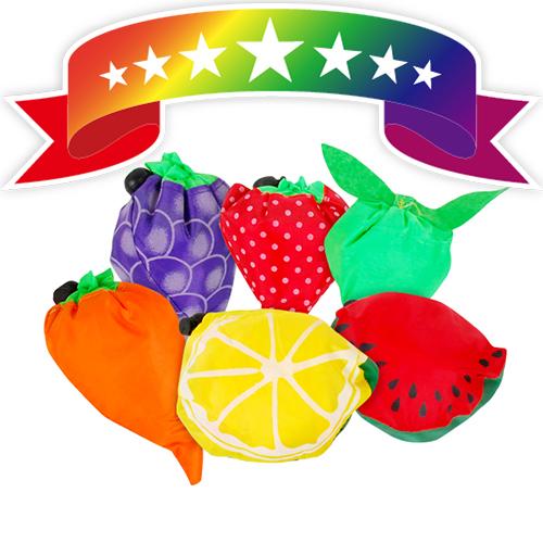 과일시장가방