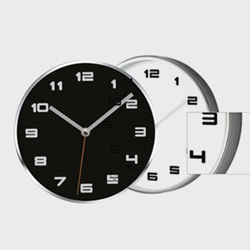 200심플벽시계