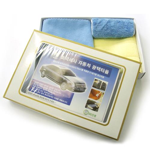 초극세사 자동차 광택타올