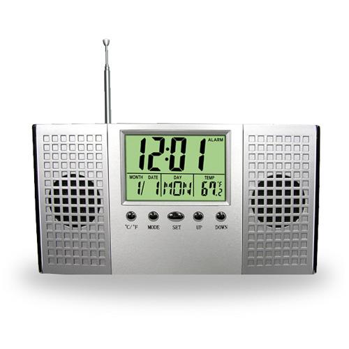 모닝업 라디오시계 4800K