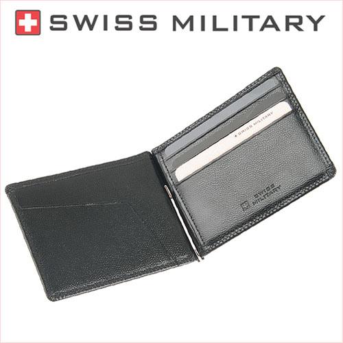 [스위스밀리터리]2010년 신제품 프리미엄 머니클립 WA0590BKP