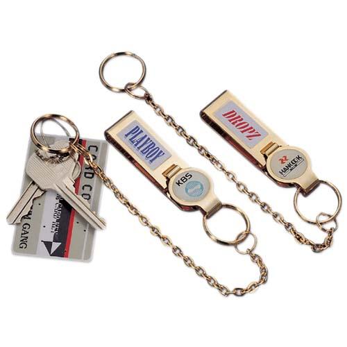 VIP 열쇠고리체인 실버