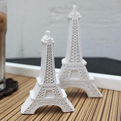 석고방향제 에펠탑 대,소