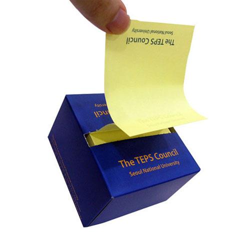 종이박스 팝업 컬러잇 (100매)