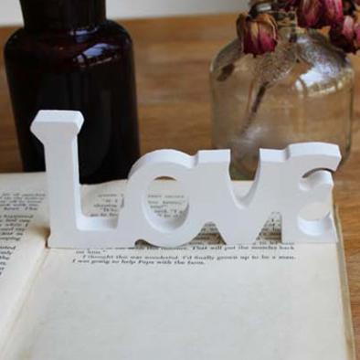 석고방향제 LOVE