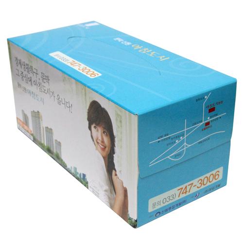 직사각 티슈(250매)