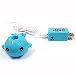 USB 돌고래 가습기