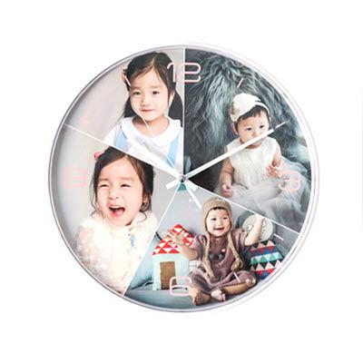 포토 아크릴벽시계