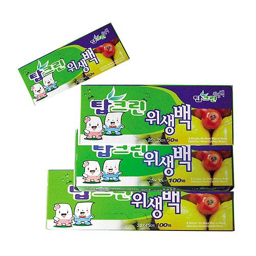 탑크린 위생백 (대,중,소,미니)