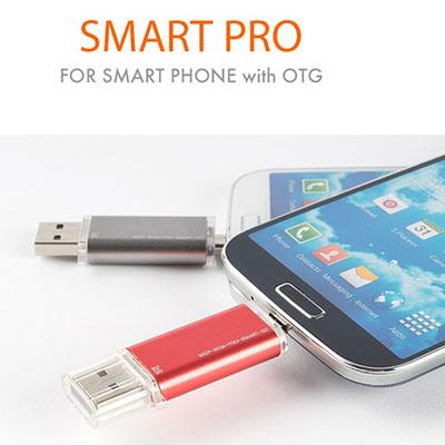 유에너스 SMART-PRO OTG USB메모리 (8~64GB)