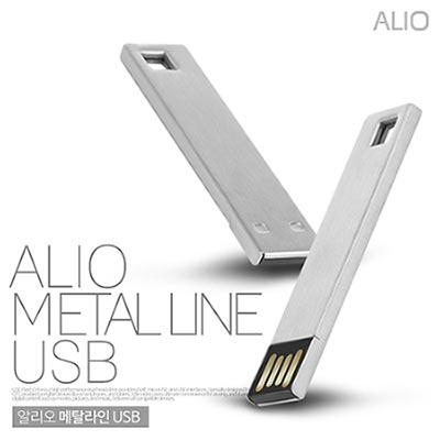 ALIO 메탈라인USB 4G-64G