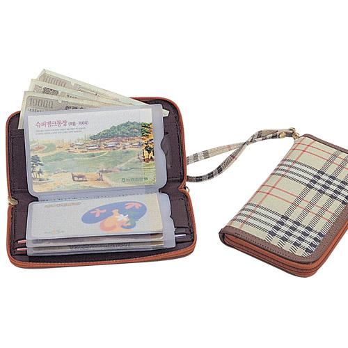 체크통장지갑(1칸) 15
