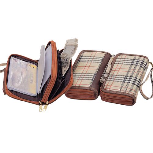 체크투라인 통장지갑(2칸) 14