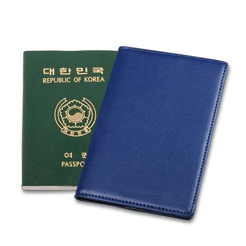 PU 여권지갑(청색) 183