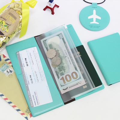 페니체 해킹방지 여권지갑 (L)