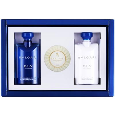 [불가리] 블루옴므 soap 세트