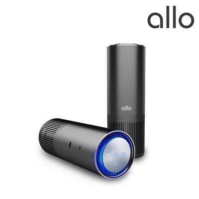 [알로] 무선 휴대용 공기청정기 allo APS800W